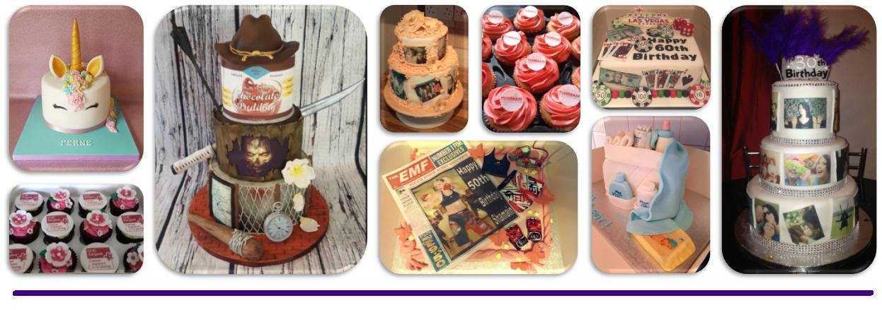 edible printing personalised photos and pictures for cakes and cupcakes